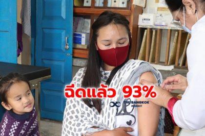 รูปข่าว สถิติเยี่ยม! ภูฏานใช้เวลา 16 วัน ฉีดวัคซีนโควิดให้ผู้ใหญ่แล้ว 93%
