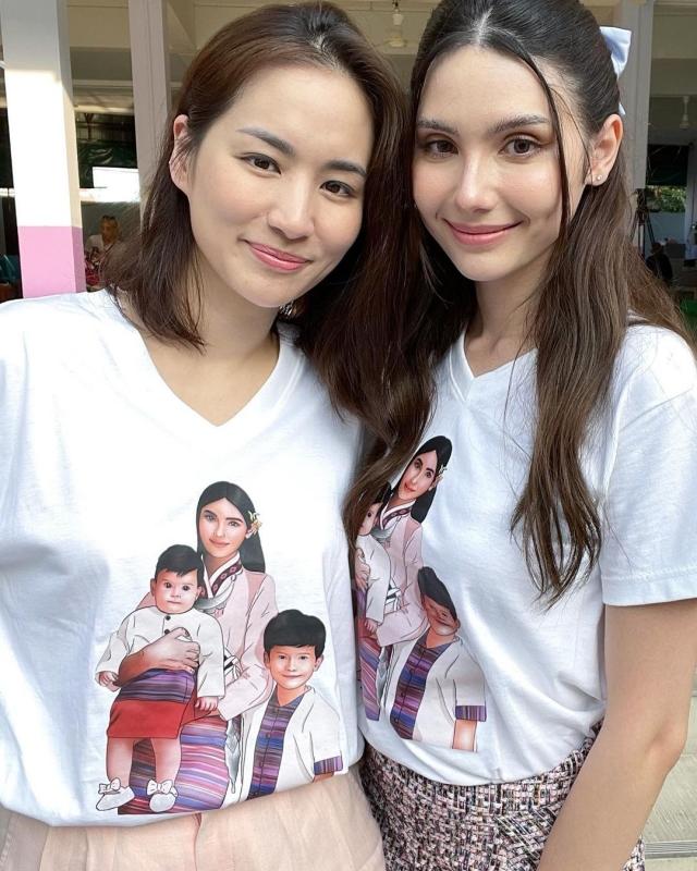 ทัวร์ลง ! ต่าย ชุติมา อวยพรวันเกิด ซาร่า แต่แคปชั่นแอบเหน็บบุคคลที่ 3 เบา ๆ  - The Bangkok Insight