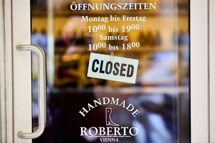AUSTRIA VIENNA COVID 19 NEW LOCKDOWN 4