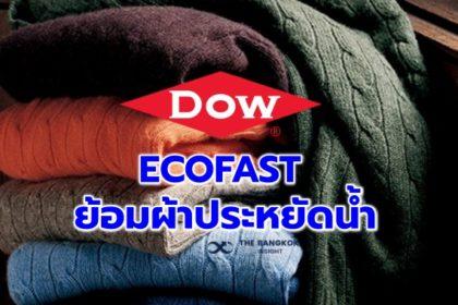 รูปข่าว 'ราล์ฟ ลอเรน' รุกแฟชั่นรักษ์โลก ผนึก 'Dow' ชูนวัตกรรม 'ย้อมผ้าประหยัดน้ำ'