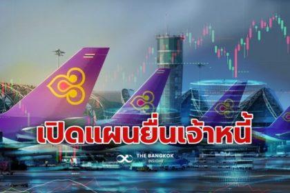 รูปข่าว เปิดแผนฟื้นฟูการบินไทย! ผงะยอดหนี้ 336,469 ล้าน-เงินสดมีไม่ถึงหมื่นล้าน เสนอแผนเจ้าหนี้ 12 พ.ค. นี้ (ตอน1)