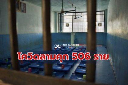 รูปข่าว นักโทษผวา! โควิดลามหนัก เรือนจำคลองเปรม ล่าสุดติดเชื้อเพิ่มอีก 506 ราย