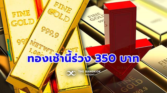 ราคาทองในประเทศ