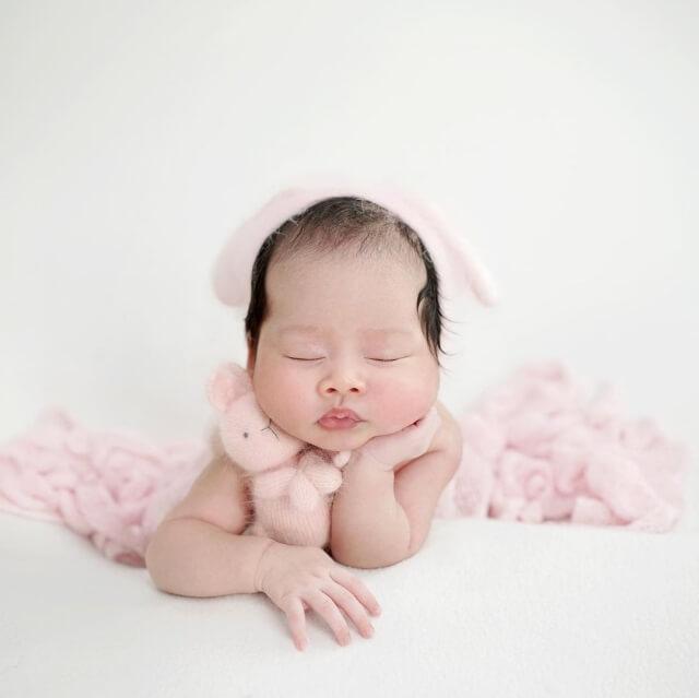 14 นาตาชา ลูกสาว ฟลุค นาตาลี16