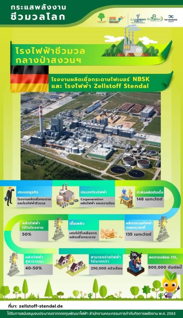 โรงไฟฟ้าชีวมวลในเยอรมนี