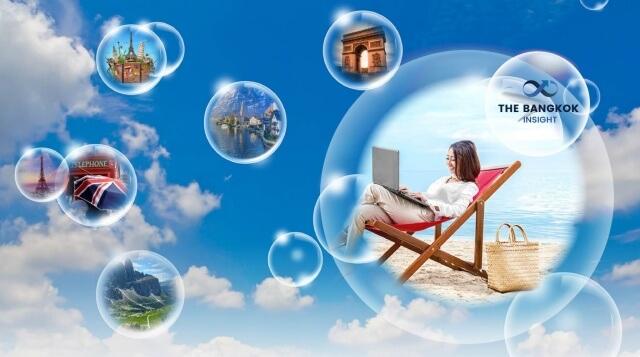 Travel Bubble ๒๑๐๖๑๙ 0