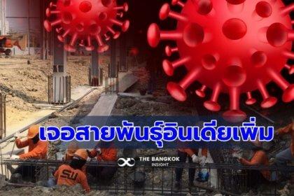 รูปข่าว อัพเดท ไวรัสโควิดในไทย 'สายพันธุ์เดลต้า' เจอแล้ว 496 ราย ในกทม. มากสุด