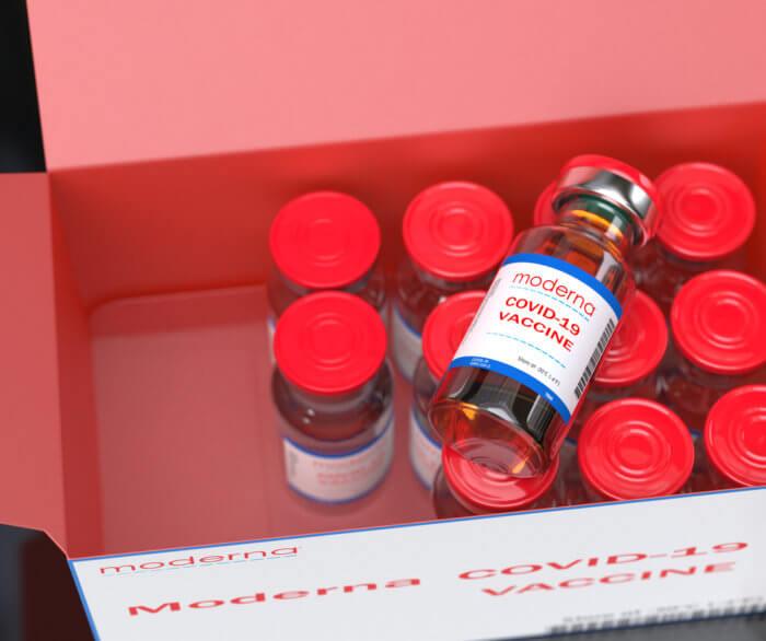วัคซีนโควิดโมเดอร์นา