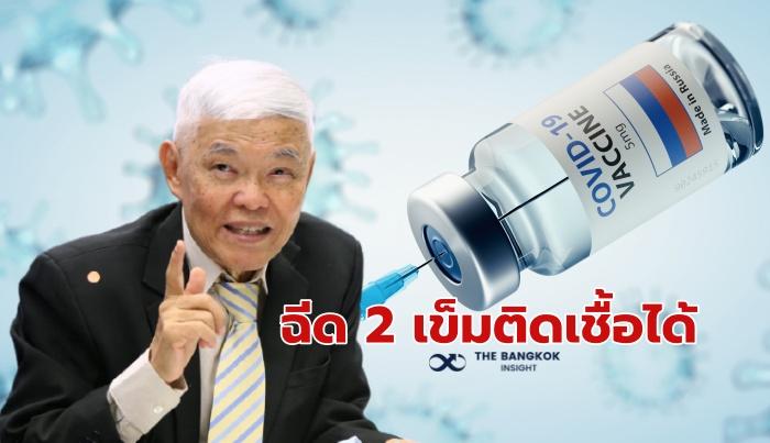 ฉีดวัคซีนครบ-2-เข็ม