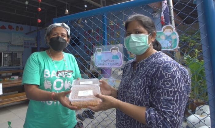 GULF Meal Boxes Donation21