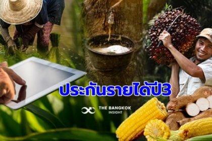 รูปข่าว เตรียมรับเงิน 'พาณิชย์' ชงประกันรายได้เกษตรกร ปี 3 สินค้าเกษตร 4 รายการ เช็คเลย