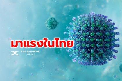 รูปข่าว พบโควิด 'สายพันธุ์อัลฟา' ระบาดในไทยมากสุด 'สายพันธุ์เดลตา' กำลังมาแรง!