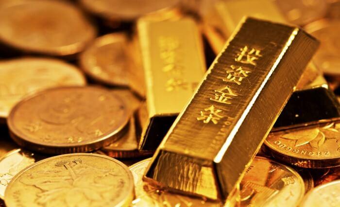 ทองคำสำรอง