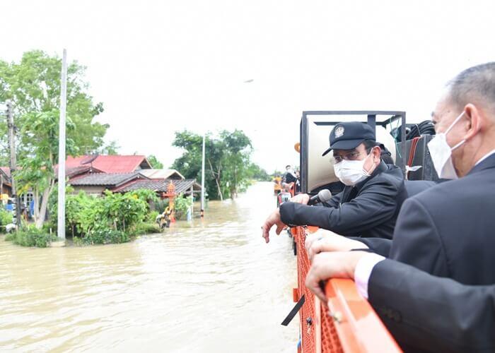 ประยุทธ์ น้ำท่วม269646
