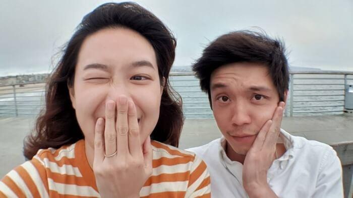 ว่าน รัชชุ ขอแฟนสาวแต่งงานแล้ว