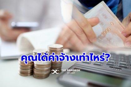 รูปข่าว ได้กี่เท่าของค่าจ้าง!! 'ทำงานนอกเวลา – ทำงานปกติ' ต้องได้รับค่าจ้างอย่างไร? เช็คที่นี่!!
