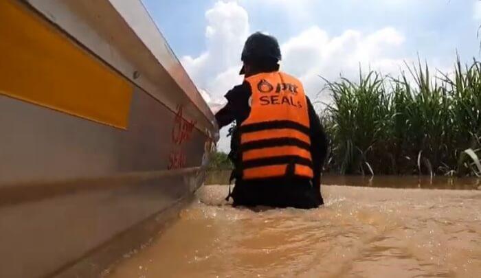 น้ำท่วมลพบุรี